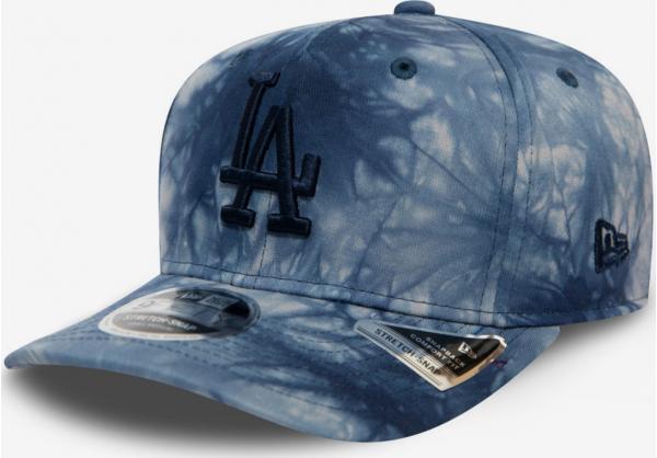 Los Angeles Dodgers Team Tie Dye 9Fifty Kšiltovka New Era