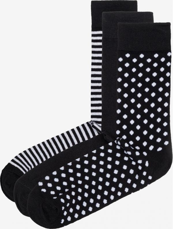 Organic Ponožky 3 páry Jack & Jones