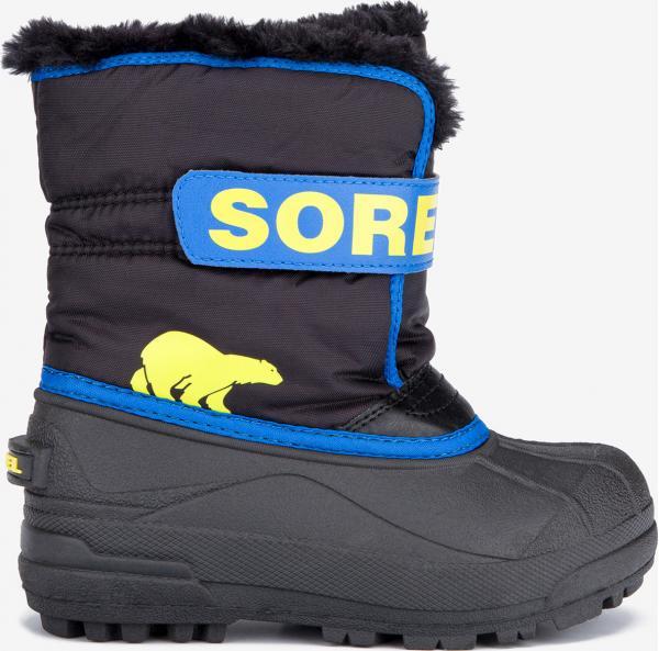 Boty Sorel Childrens Snow Commander