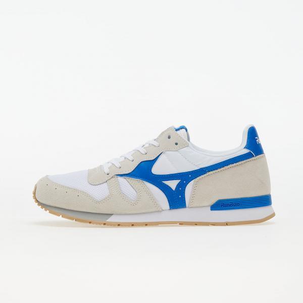 Mizuno ML87 White/ Directoire Blue