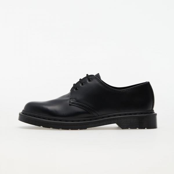 Dr. Martens 1461 Mono 3 Eye Shoe Black