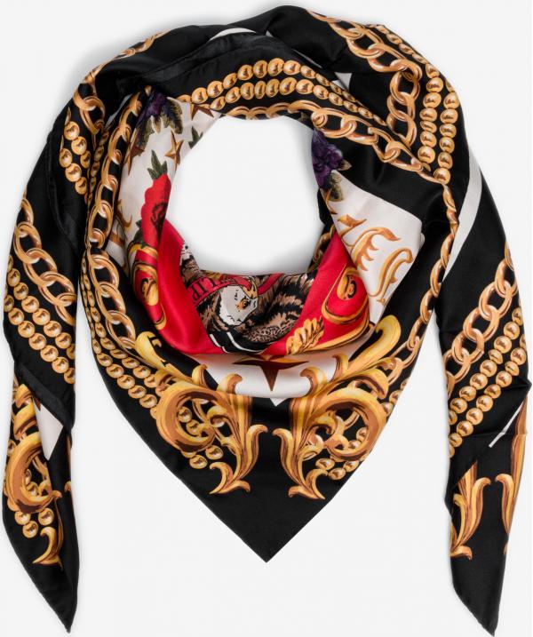 Gold Lion Šátek Philipp Plein