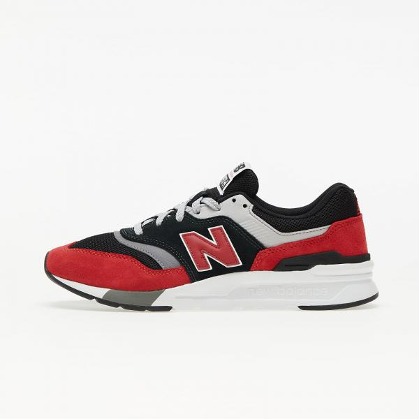 New Balance 997 Black/ Red