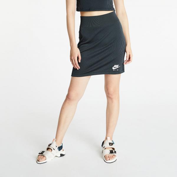 Nike Sportswear W Air Skirt Rib Black/ White