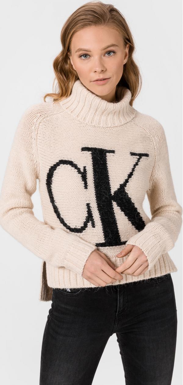 Logo Svetr Calvin Klein