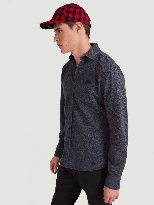 Jersey Solid Košile O