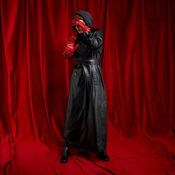 KARA Coat Black