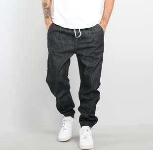 Mass DNM Jogger Jeans Signature black rinse 30