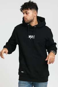 Mass DNM Minibox Hoody černá