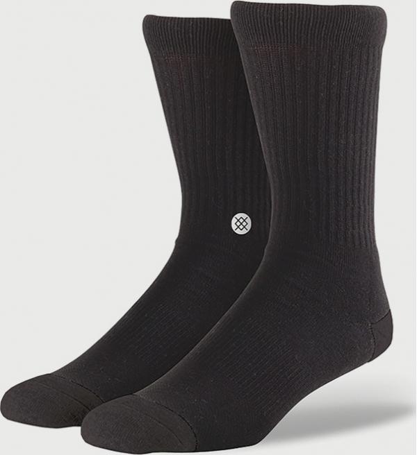 Ponožky Stance Icon Black/White