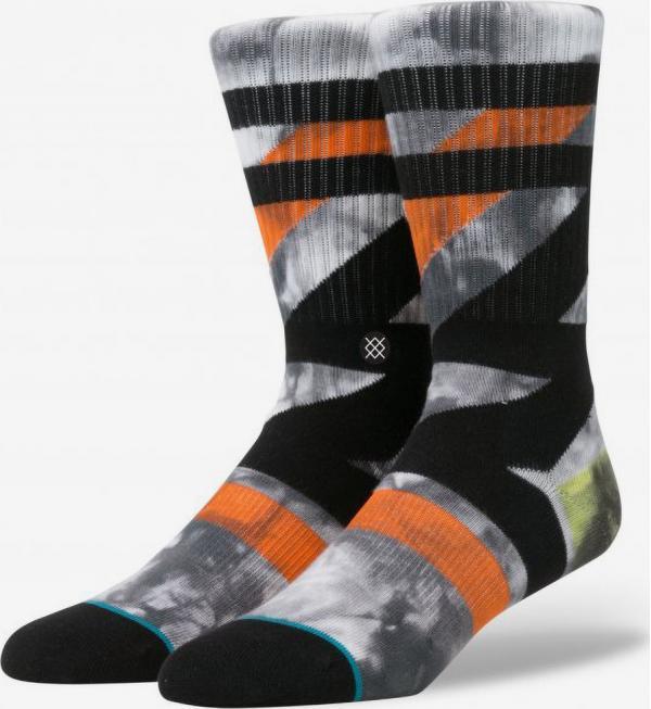 Lava White Ponožky Stance