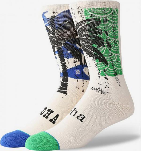 Oblow Palm Ponožky Stance