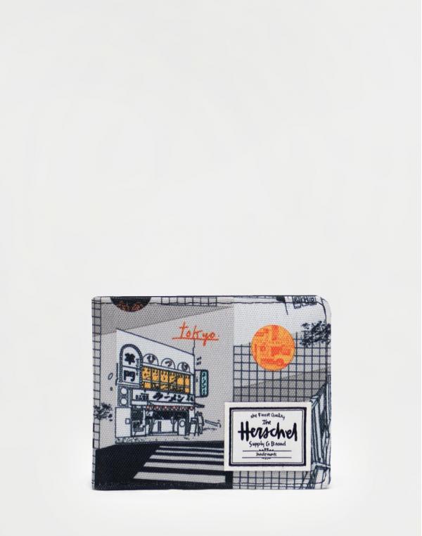 Herschel Supply Roy RFID World Travel