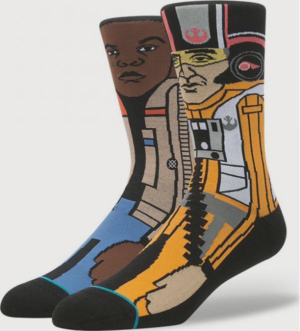 The Resistance 2 Ponožky Stance