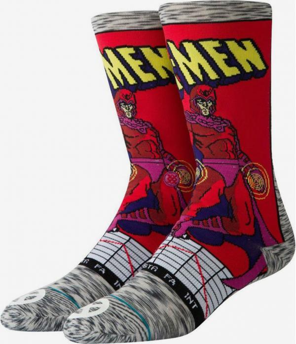 Magneto Comic Ponožky Stance
