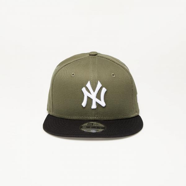 New Era 9Fifty Colour Block New York Yankees Cap Black
