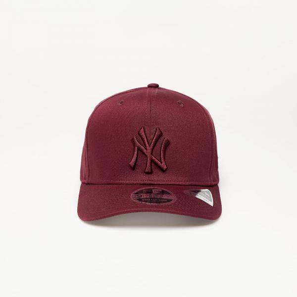 New Era 9Fifty MLB League New York Yankees Essential Stretch Snapback Maroon
