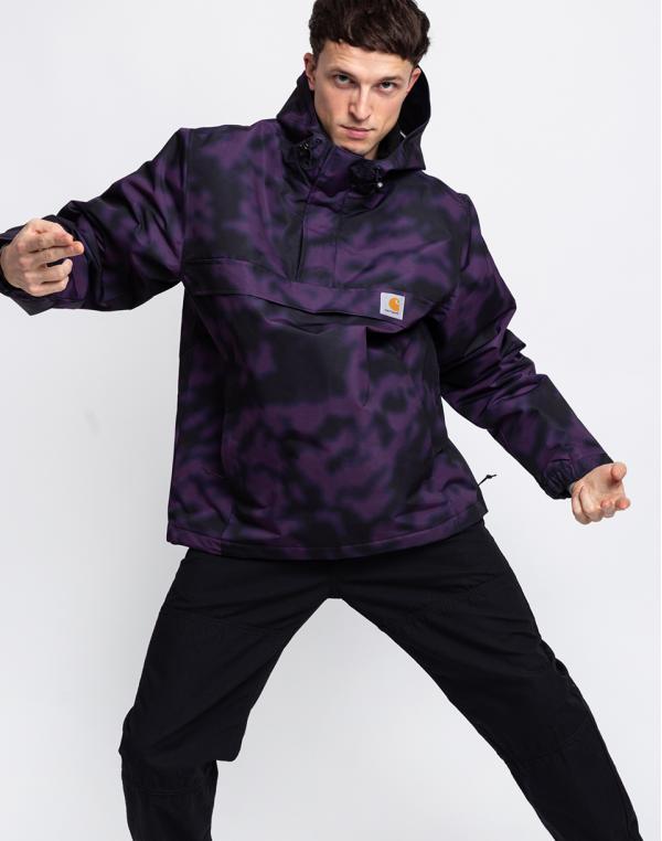 Carhartt WIP Nimbus Pullover Camo Blur, Purple L