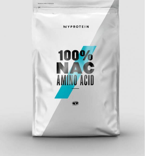 Myprotein  100% Aminokyselina NAC - 200g - Bez příchuti