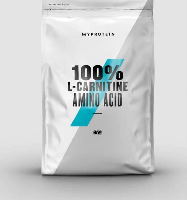 Myprotein  100% L-Karnitin aminokyselina - 1kg - Bez příchuti