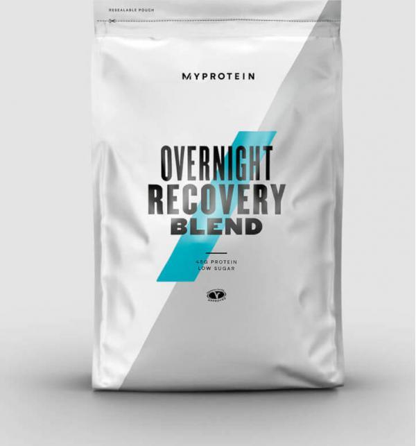 Myprotein  Overnight Recovery Směs - 1kg - Jemná Čokoláda