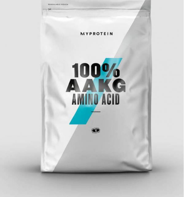 Myprotein  100% Arginin (AAKG) Aminokyselina - 500g - Bez příchuti