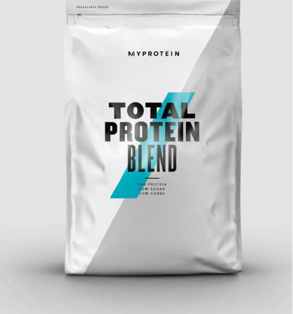 MyProtein  Total Protein Směs - 5kg - Jahody se smetanou