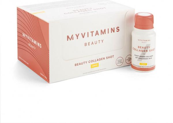 Myvitamins  Beauty Kolagen Shot - 12 x 60ml - Citrón