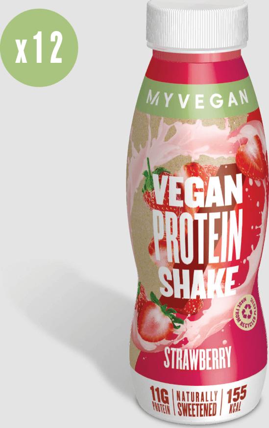 Myvegan  Vegan Protein Shake - Jahoda