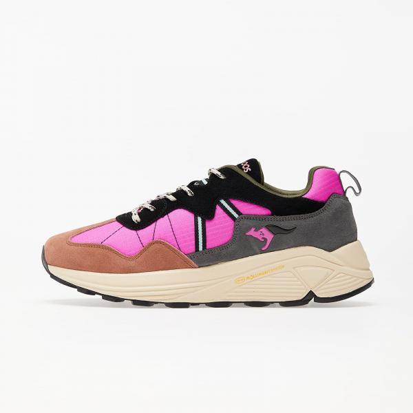KangaROOS Dynaflow Steel Grey/ Pink