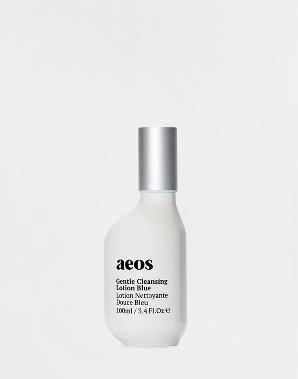 Aeos Gentle Cleansing Lotion Blue