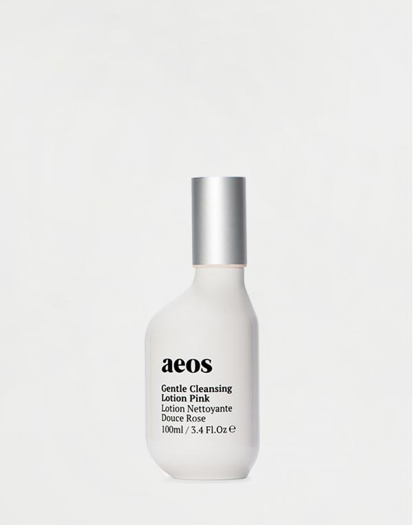 Aeos Gentle Cleansing Lotion Pink