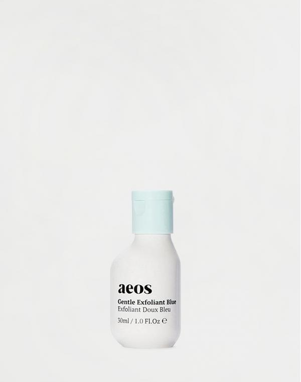 Aeos Gentle Exfoliant Blue