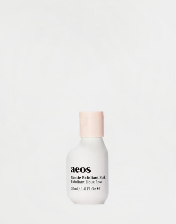 Aeos Gentle Exfoliant Pink