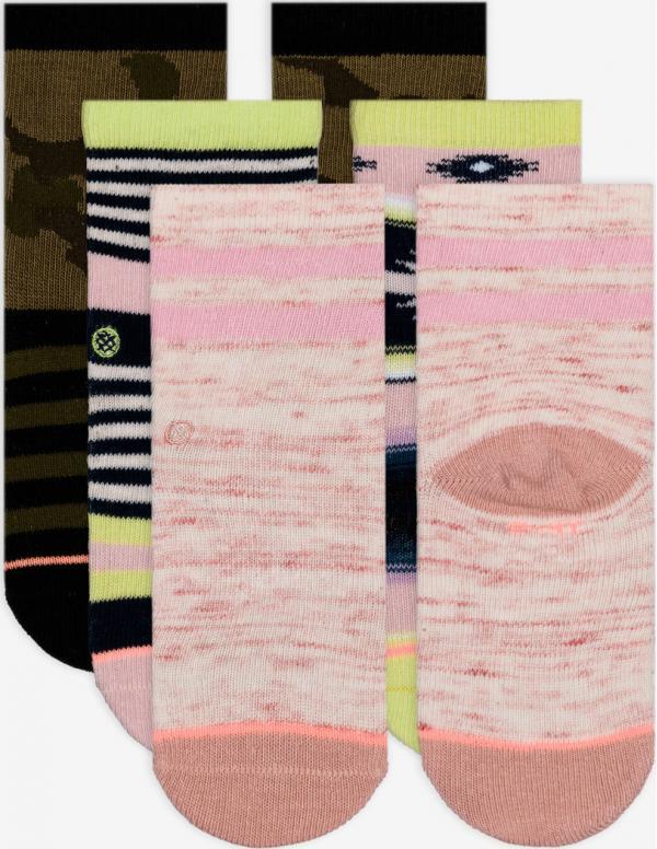 Ponožky 3 páry dětské Stance