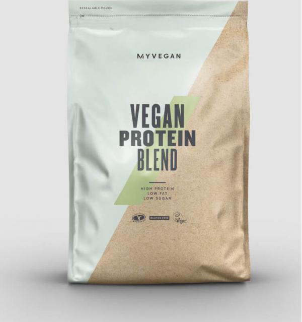 Myvegan  Veganská proteinová směs - 250g - Coffee & Walnut
