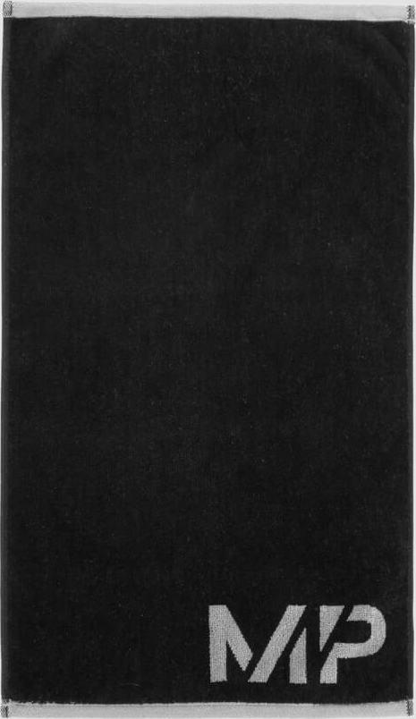 Myprotein  MP ručník Performance – Černý