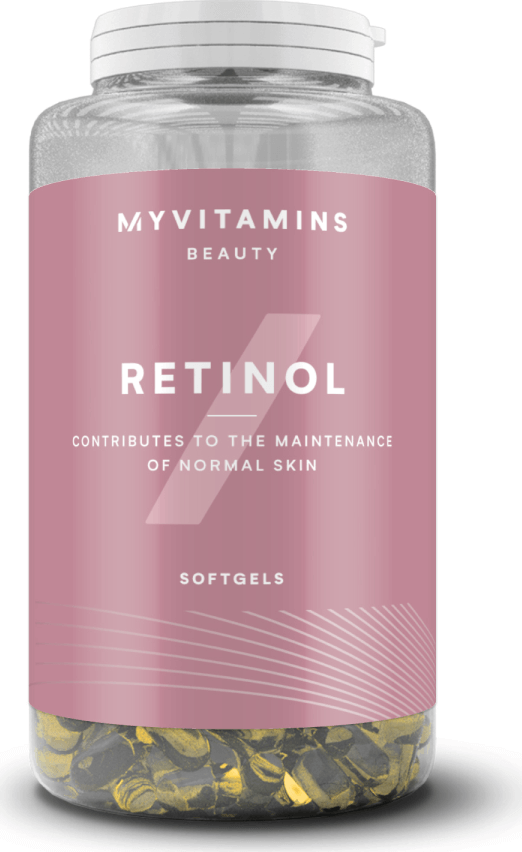 Myvitamins  Retinol - 30Softgelové kapsle
