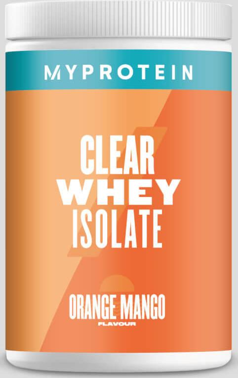 Myprotein  Clear Whey Isolate - 35servings - Pomeranč a mango