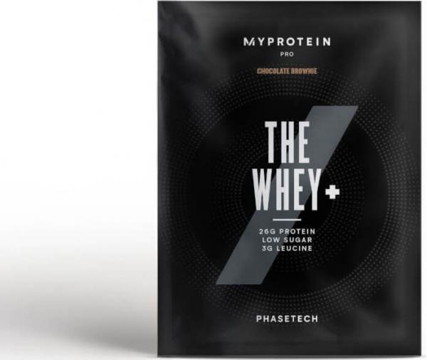 Myprotein  THE Whey+ (Vzorek) - Čokoládové Brownie