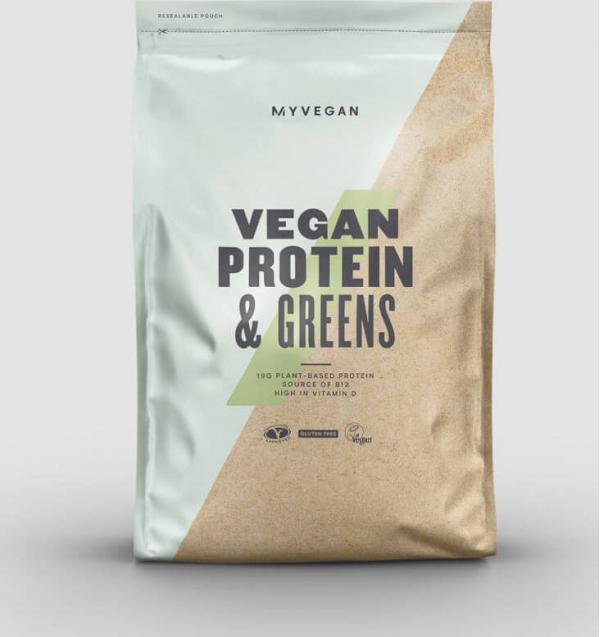 Myprotein  Veganský protein & směs zelených superpotravin - 1kg - Mocha