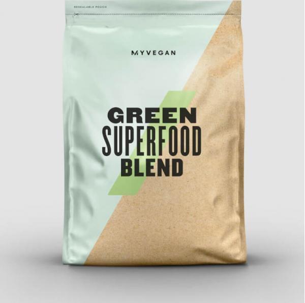 Myprotein  Green Superfood Směs - 250g - Raspberry & Cranberry
