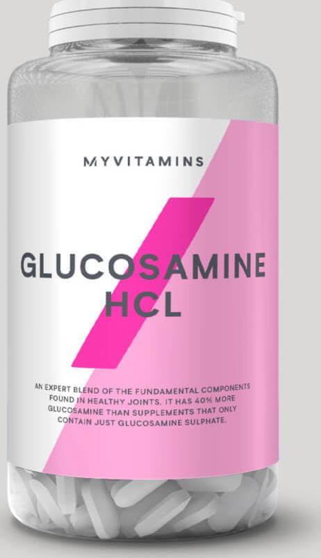 Myvitamins  Glukosamin HCL - 120Tablety