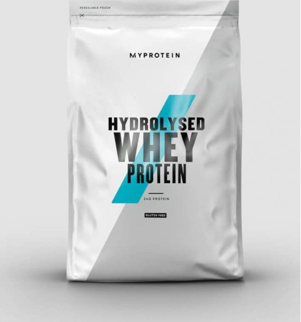 MyProtein  Hydrolyzovaný Whey Protein - 2.5kg - Bez příchuti