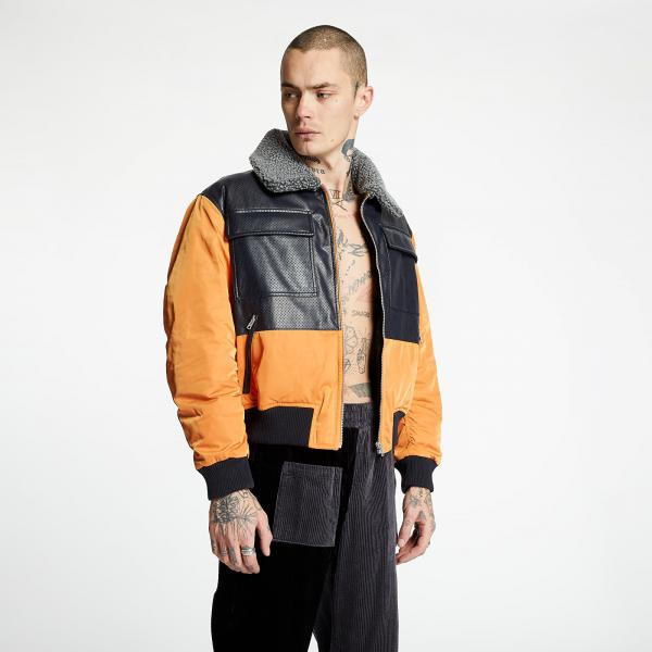 PACCBET Jacket Black/ Orange