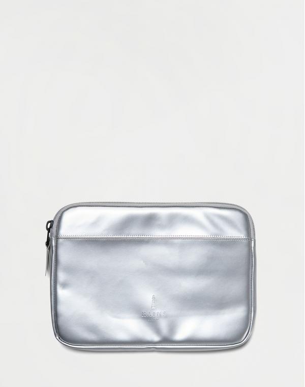 """Rains Laptop Case 11"""" 12 Silver"""