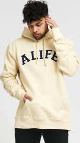 Alife Alife Collegiate Hoodie béžová