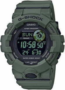 Casio G-Shock GBD 800UC-3ER olivové