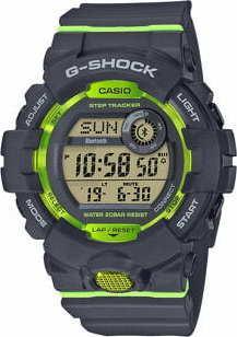 Casio G-Shock GBD 800-8ER tmavě šedé