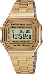 Casio A 168WG-9EF zlaté